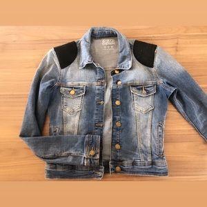 Manteau de jeans du Zara